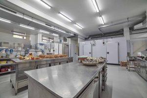 Progettazione e modellazione Laboratorio Cucine Vincenzino per layout.