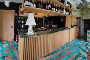 Progettazione e modellazione locali commerciali Cucine Ristoranti Medusa Design per layout.